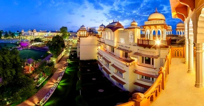 15 Best Hotels In Jaipur For Enjoying A Princely Stay
