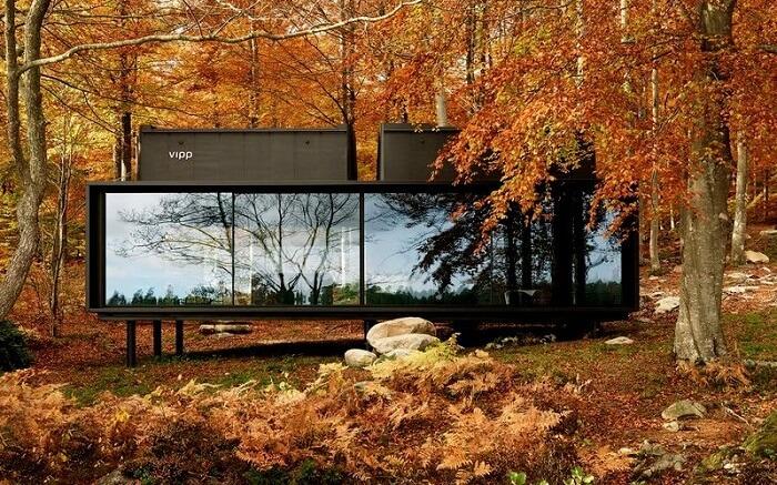 vipp shelter in sweden