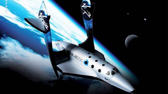 virgin galactic vss unity space