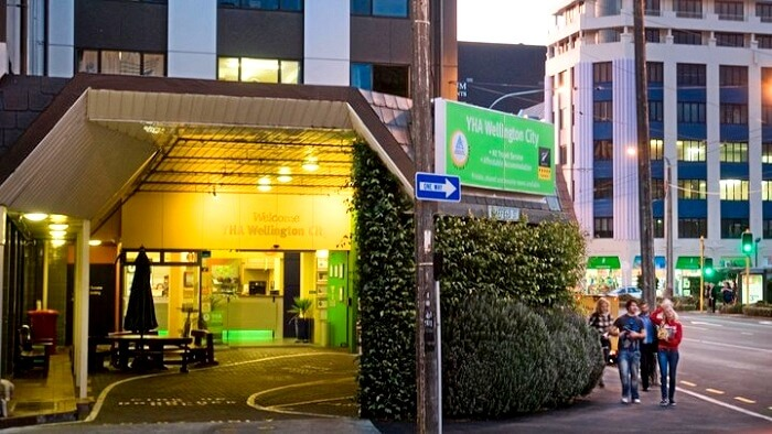 yha wellington hostel