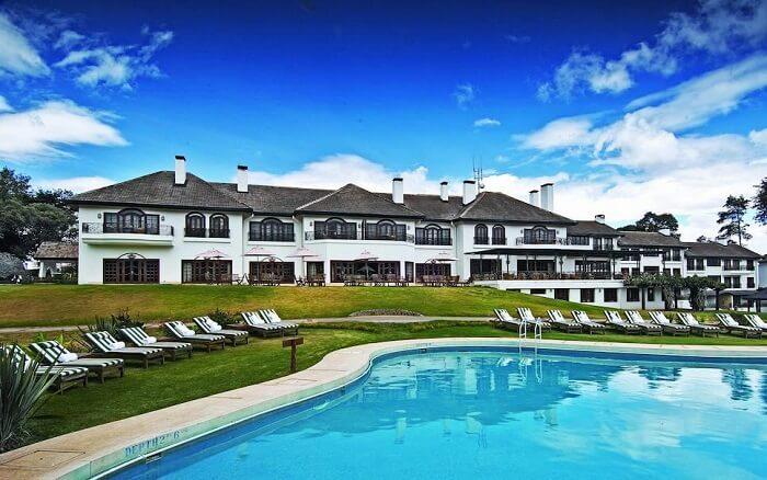 Hotel Fairmont Mount Kenya Safari Club