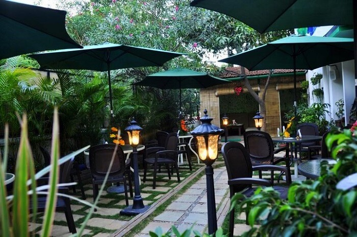 Romantic restaurants in Bangalore