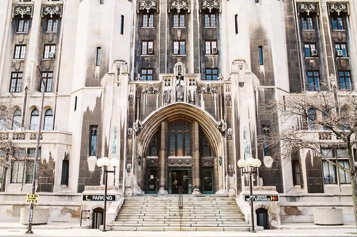 Masonic Temple, Detroit