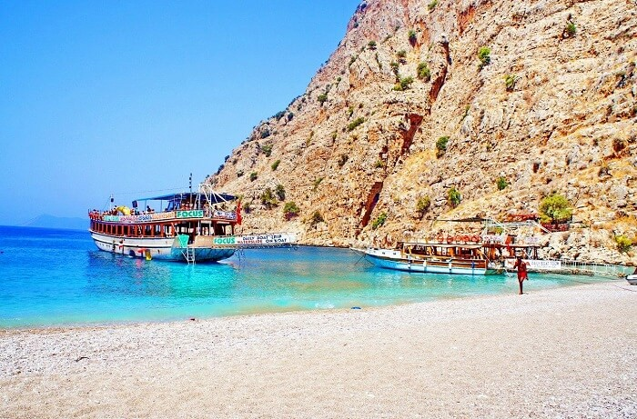 The Butterfly Valley Turkey