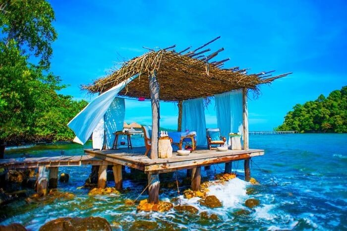Song Saa Private Island, Cambodia