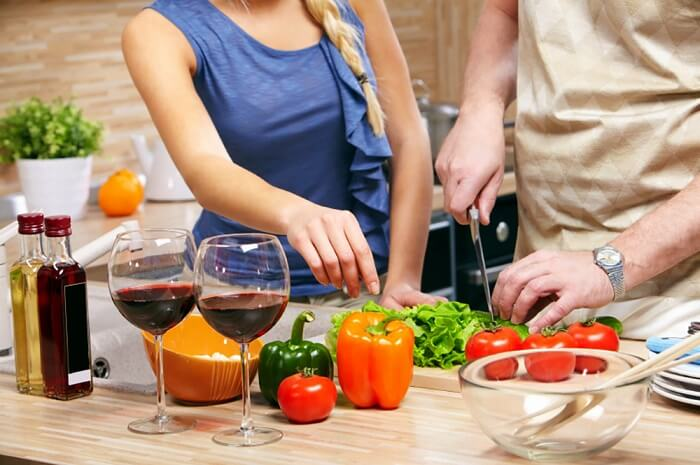 Couple cooking classes in Bangalore