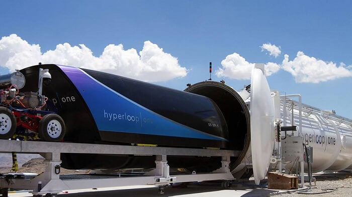Virgin Hyperloop One Pune To Mumbai