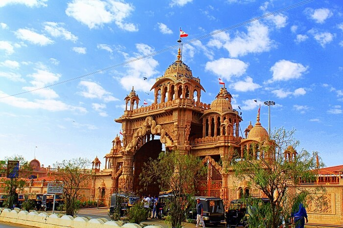 Sri Swamy Narayan Temple Bhuj