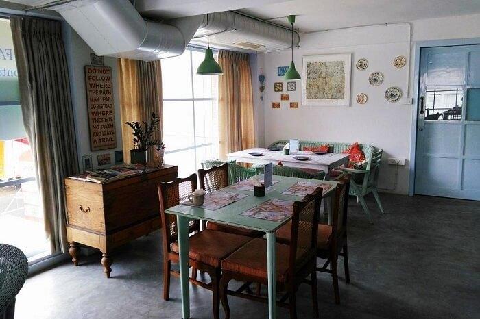 The English Tearoom Chennai
