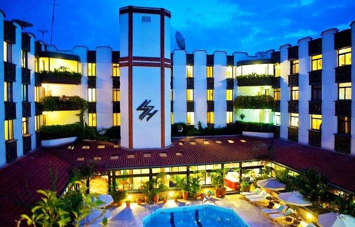 Silver Springs Hotel Nairobi