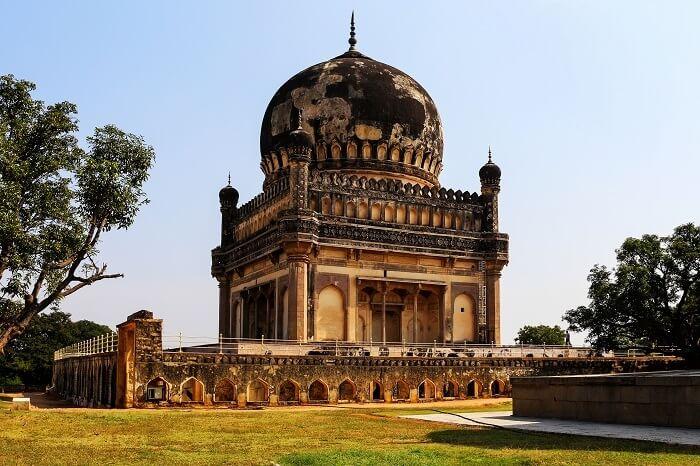 Qutb Shahi Tombs Hyderabad