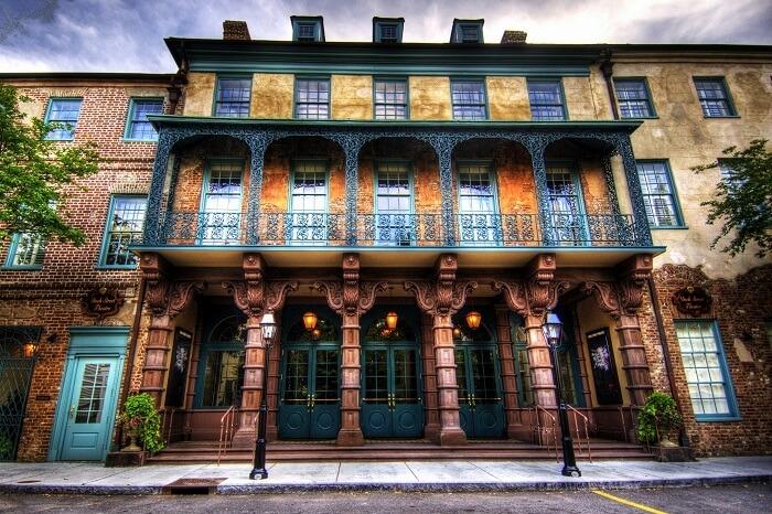 Dock Street Theatre, South Carolina