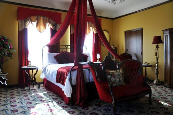 Mizpah Hotel, Nevada