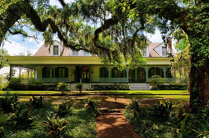 Myrtles Plantation, Louisiana