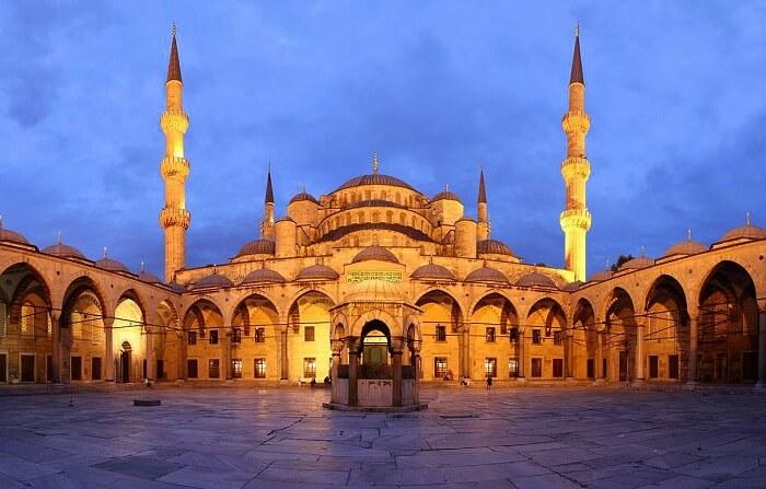 Ottoman Empire In Istanbul