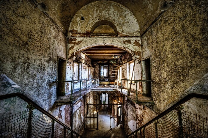 15 Most Haunted Places In America: One Of A Kind & Each One With A Disturbing History!