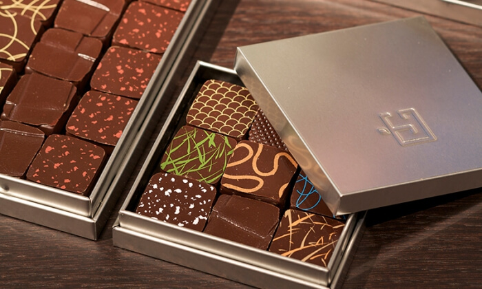 Chocolaterie Jacques Genin