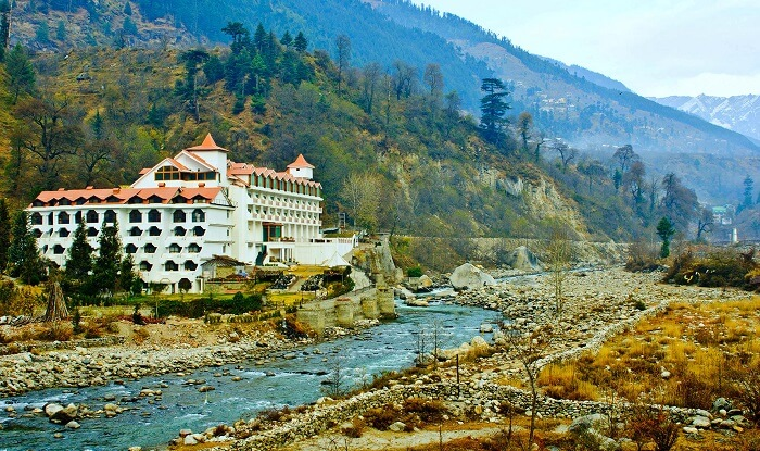 Citrus Manali Resorts in manali