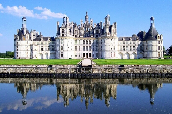 Haunted castles in France