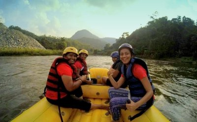 rafting in kitulgala