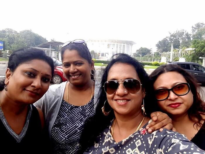 sightseeing in colombo