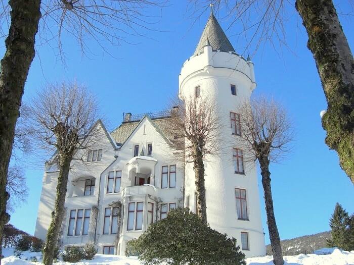 Gamlehaugen Castle