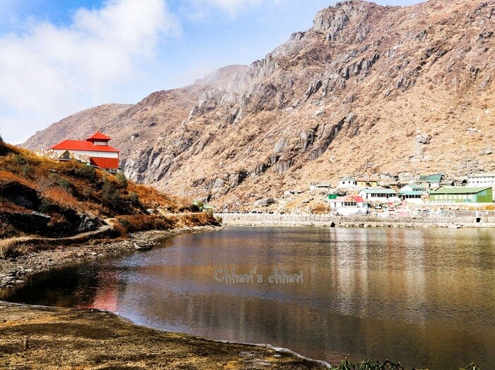 best lakes near gangtok