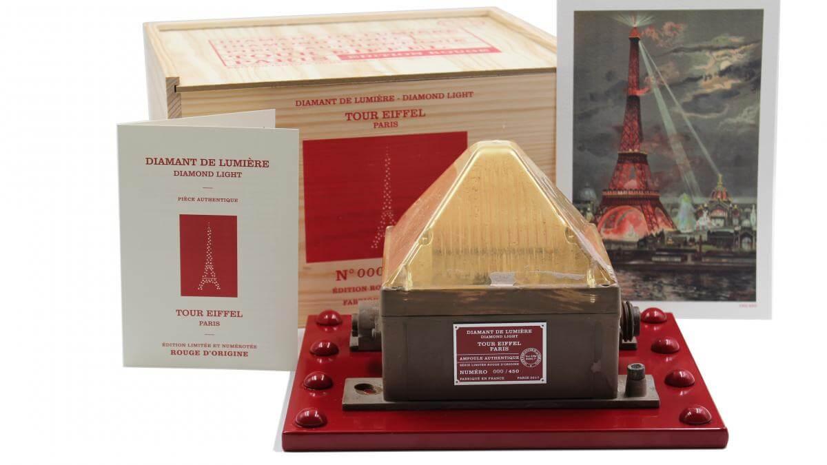 Eiffel tower light on sale