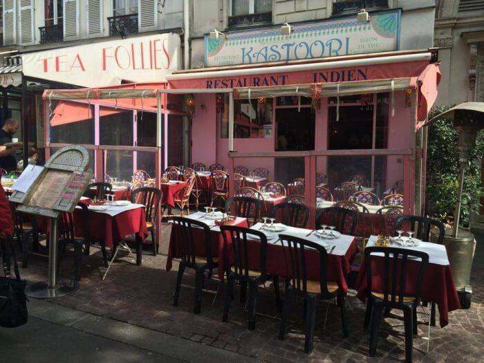 Kastoori in Paris