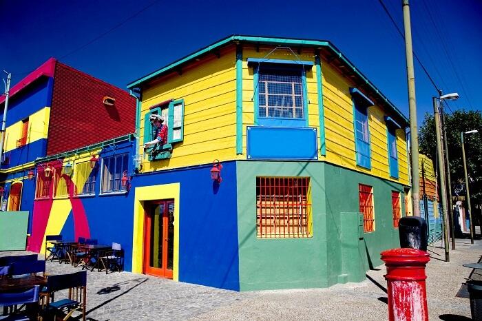 La Boca in Buenos Aires