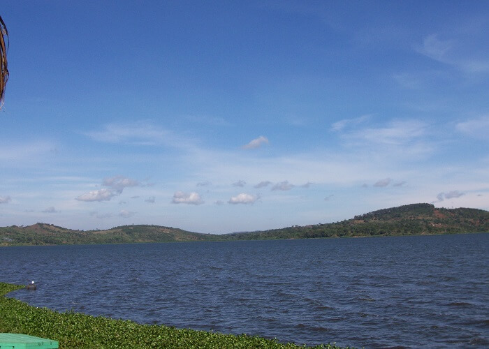 Lake Victoria in Kenya