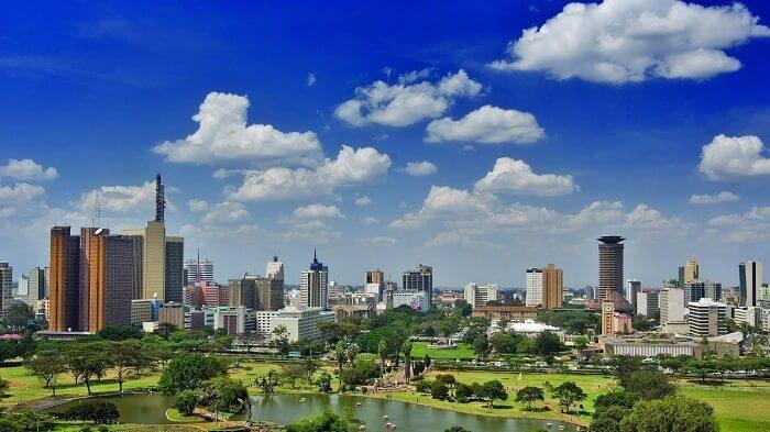 Nairoli city Kenya
