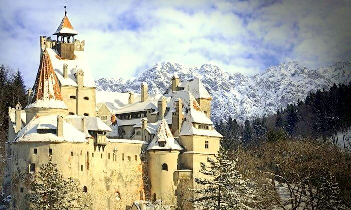 Rasnov Castle