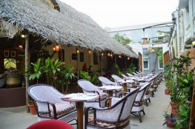 Restaurants in Pondicherry
