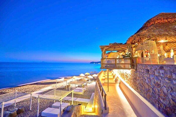 Greece nightlife