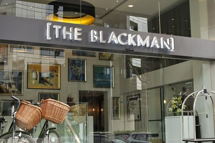 Art series the blackman australia
