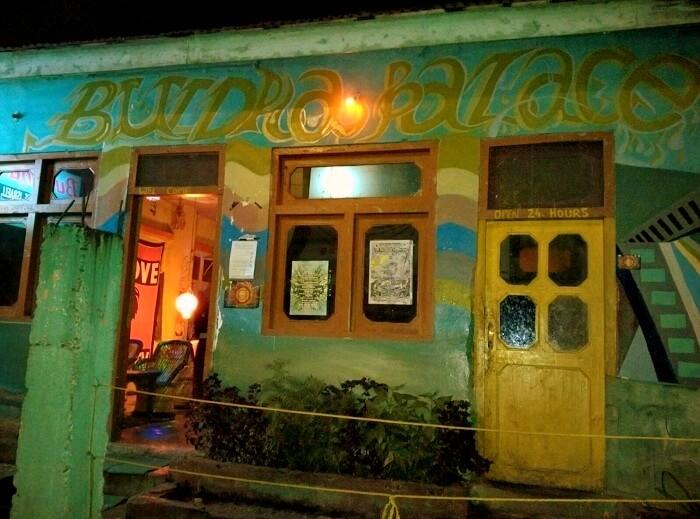 buddha palace cafe kasol