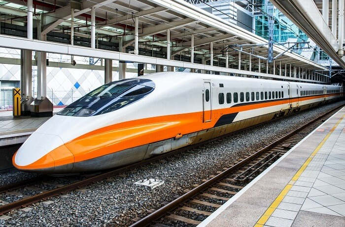 bullet train from mumbai to pune and delhi to amritsar