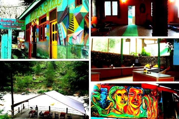 cafes in kasol