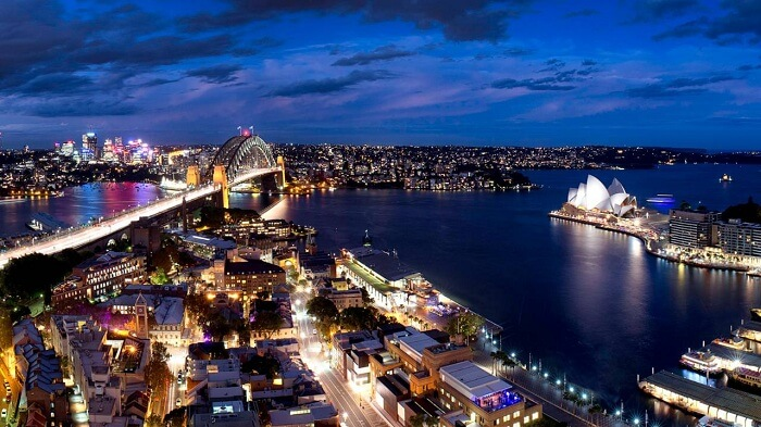 four seasons in sydney australia