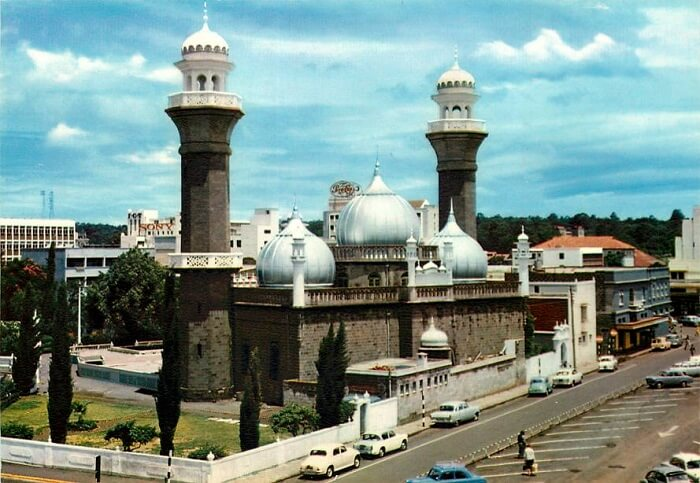jamia mosque in Nairobi Kenya