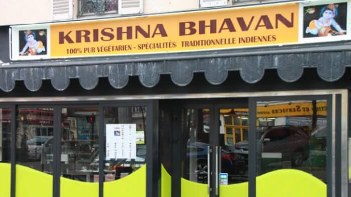 Krishna Bhavan in Paris