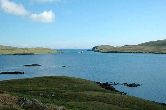 scotland linga island