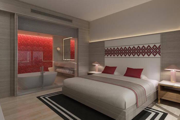 novotel room view