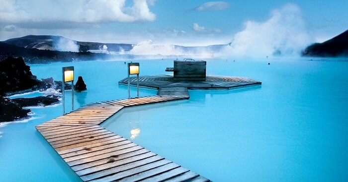 The retreat at blue lagoon iceland an escape from summers for Hotels near the blue lagoon iceland
