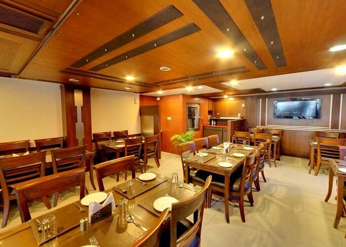 Interior of punjab restaurant dehradun