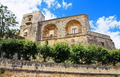 Castello di Ugento Italy