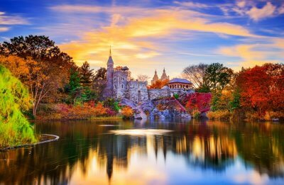 Belvedere Castle in New York