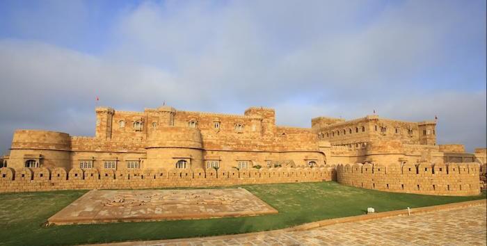 suryagarh palace