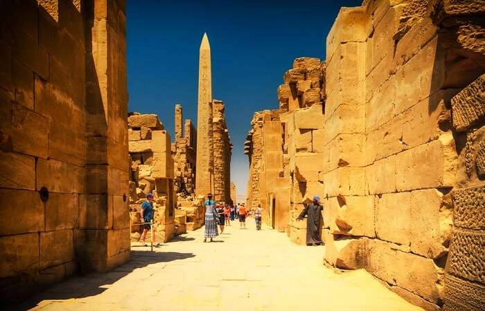 thebes in egypt